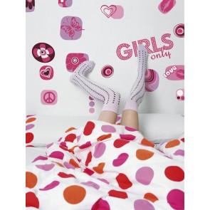 Dekorativna nalepka - Girls Only