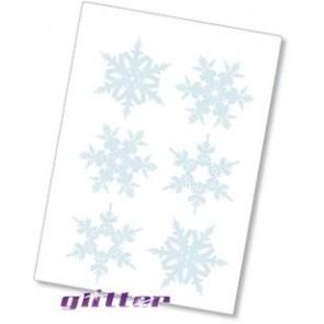 Dekorativna nalepka - Snowflakes