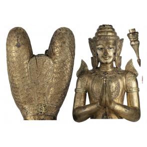 Dekorativna nalepka - Buddha