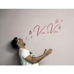 Dekorativna nalepka - Viva la Vida