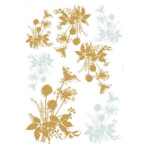 Dekorativna nalepka - Wiesenblumen