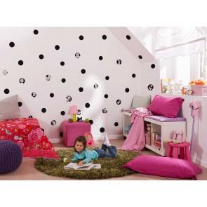 Dekorativna nalepka - 101 Dalmatiner Dots