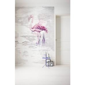 Fototapeta - Pink Flamingo