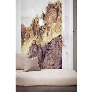 Fototapeta - Peaks Color Panel