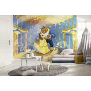 Fototapeta - Beauty and the Beast