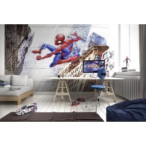Fototapeta - Spider-Man New Concrete