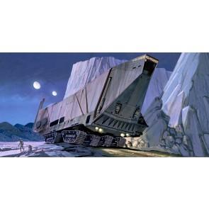 Fototapeta - Star Wars Classic RMQ Sandcrawler