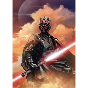 Fototapeta - Star Wars Classic Darth Maul