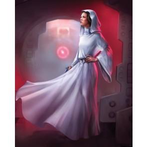 Fototapeta - Star Wars Classic Leia