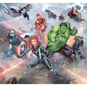Foto tapeta - Avengers Street Revenge