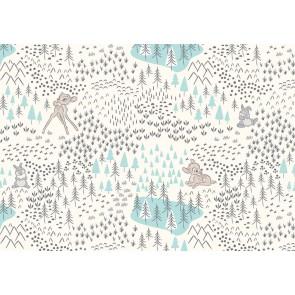 Foto tapeta - Bambi Woodland