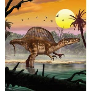 Foto tapeta - Spinosaurus