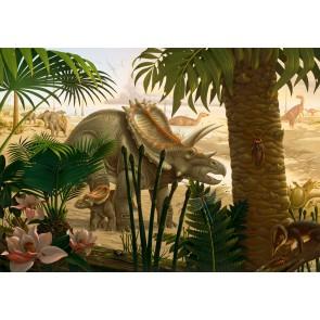 Foto tapeta - Anchieratops Jungle