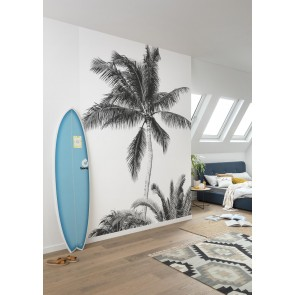 Foto tapeta - Retro Palm