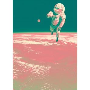 Foto tapeta - Spacewalk