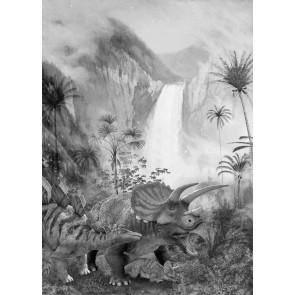 Foto tapeta - Jurassic Waterfall