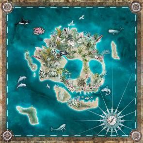 Foto tapeta - Skull Island