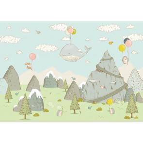 Foto tapeta - Mountain Traveler