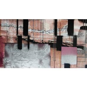 Fototapeta - Squares Dropping