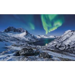 Fototapeta - I LOVE Norway