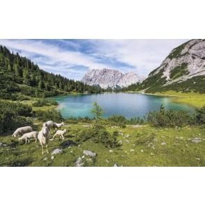 Fototapeta - Paradise Lake