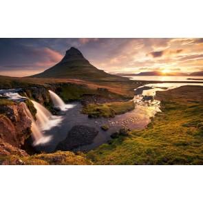 Fototapeta - Jutro na islandiji