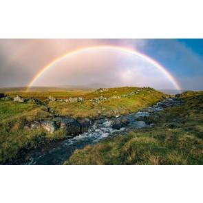 Fototapeta - Barvni Ferski otoki
