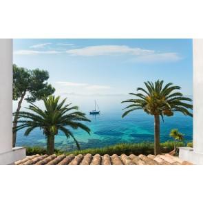 Fototapeta - Pogled na raj