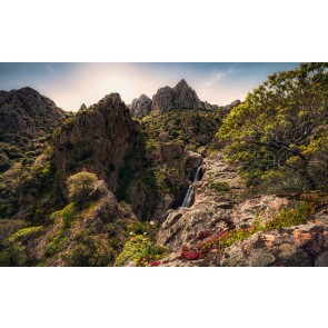 Fototapeta - Mavrična zemlja