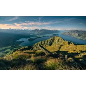 Fototapeta - Zeleni grebeni