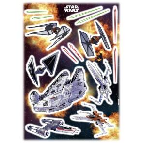 Dekorativna nalepka - Star Wars Spaceship
