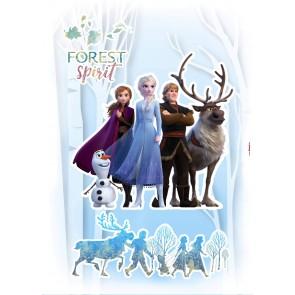 Dekorativna nalepka - Forest Spirit