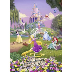 Fototapeta - Disney Princess Sunset