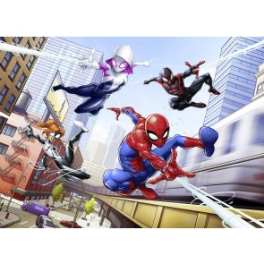 Fototapeta - Spider-Man Friendly Neighbours