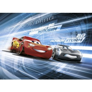 Fototapeta - Cars3 Simulation