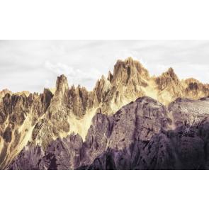 Fototapeta - Peaks Color