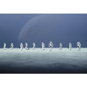 Fototapeta - STAR WARS Scarif Beach