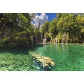 Fototapeta - Plitviška jezera