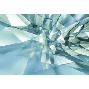 Fototapeta - 3D Crystal Cave