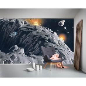 Fototapeta - Star Wars Classic RMQ Asteroid