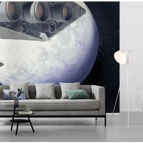 Fototapeta - Star Wars Classic RMQ Stardestroyer