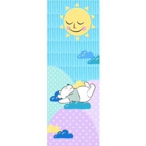 Foto tapeta - Winnie Pooh Take a Nap