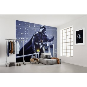 Fototapeta - Star Wars Classic Vader Join the Dark Si