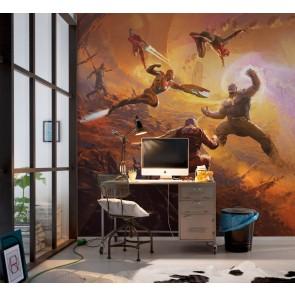 Foto tapeta - Avengers Epic Battle Titan
