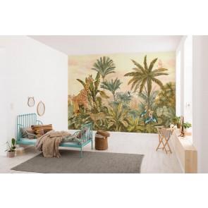 Foto tapeta - Tropical Vintage Garden
