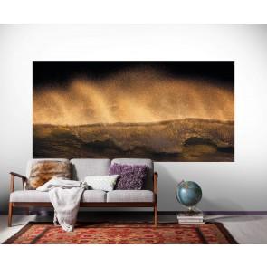 Fototapeta - Golden Wave
