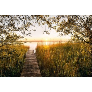 Fototapeta - Lakeside X8-052