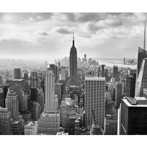 Fototapeta - NYC Black and White