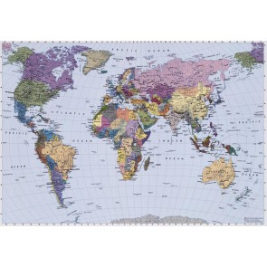 Fototapeta - World Map