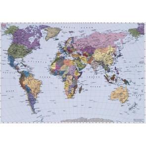 Fototapeta - World Map